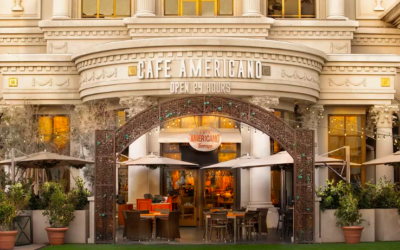 V&E Restaurant Group Expands Their Culinary Reach to the Terraza by Café Americano